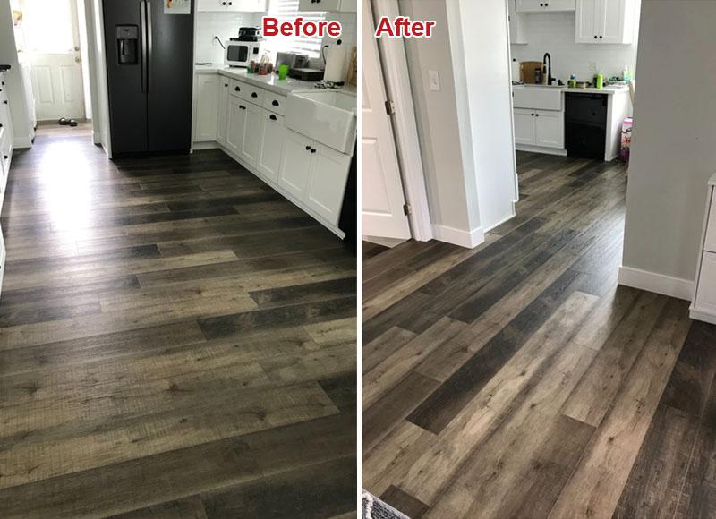 Hardwood Flooring Paint